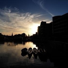 Podvečerní Cork