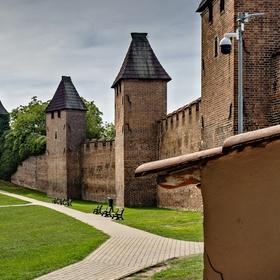 Nymburské hradby