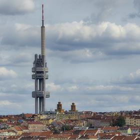 Televizní věž na Žižkově