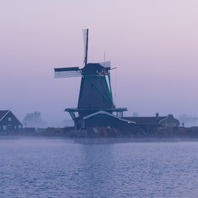 Mlhavé ráno holandské