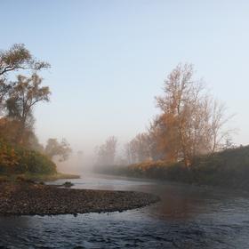 Podzim u Olzy