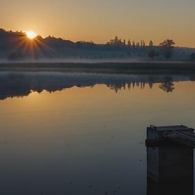 Ráno u Velkého ...