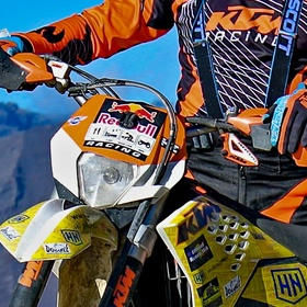 na vrcholu s KTM