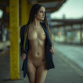 Autobusové nádraží ...
