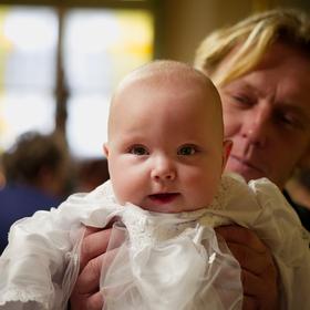Křtiny - hostina