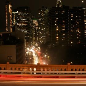 Noční New York II.