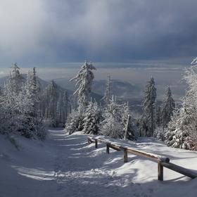Zimní z Beskyd
