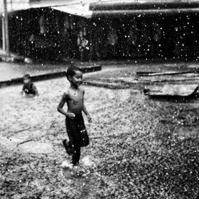 Když prší