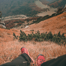 Relax v horách
