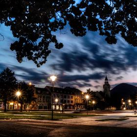 Náměstí v Lovosicích