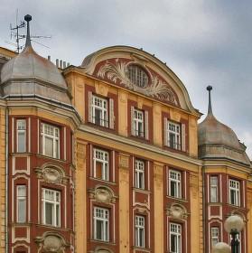 """Ostrava, """"Kuří rynek"""""""