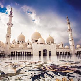 Drama nad Sheikh Zayed Grand Mosque