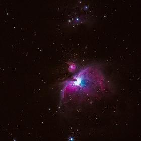 M 42 v Orionu