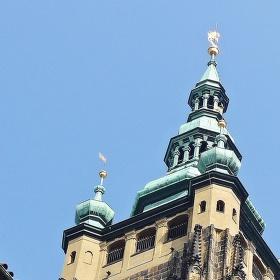III.nádvoří Pražského hradu