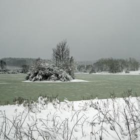 Zima v plné síle