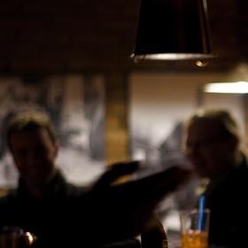 Jaro i na baru.