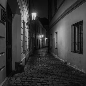 Tajemná Praha 5