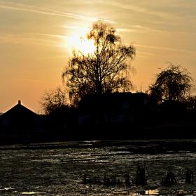 Nad rybníkem