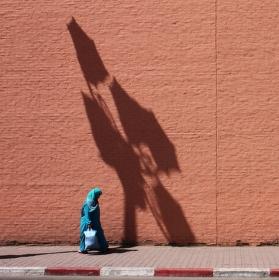 Streetphoto z Marrákeshe