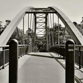 Most pro pěší...