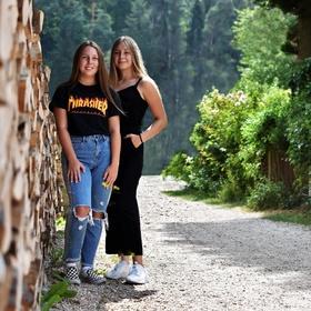 Sabina a Světlana