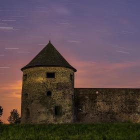Pohyb hviezd nad Bzovíkom :)
