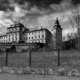 ... klášter Chotěšov