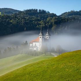 Cerkev sv. Volbenka, Slovinsko