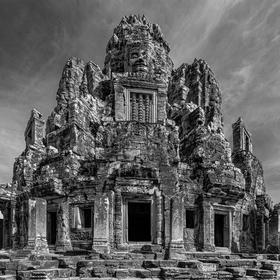Opuštěný chrám