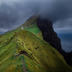 Trollanes II. - Kallur Lighthouse