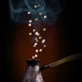 Káva před úsvítem