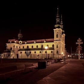 Bazilika Nanebevzetí Panny Marie a svatého Cyrila a Metoděje