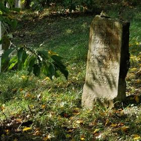 ...židovský hřbitov...II.