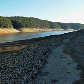 Orlická přehrada III.