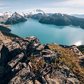 Garibaldi Lake, Britská Kolumbie, Kanada