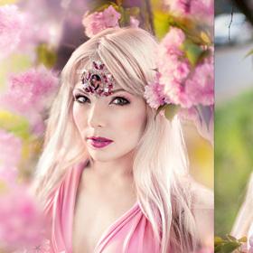 Jaro v sakurách