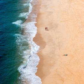 Portugalská pláž