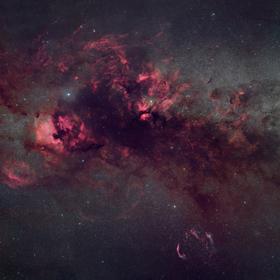 Barvy vesmíru