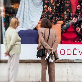 Vzkvétající oděvní průmysl