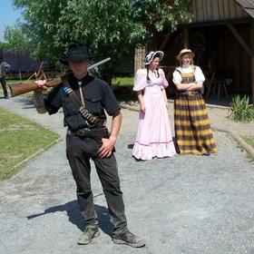 Tenkrát na západě - V pevnosti Fort Nelson