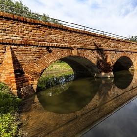 Cihlový most, Sedlec u Mikulova