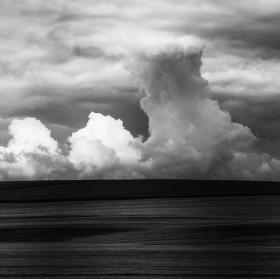 Cumulus mediocris.