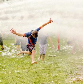 Dětský den v Supíkovicích