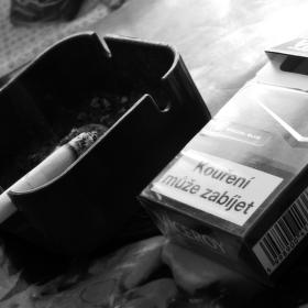 Kouření může zabíjet...