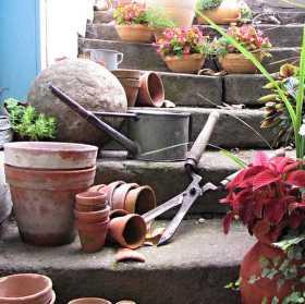 Zahradnictví.