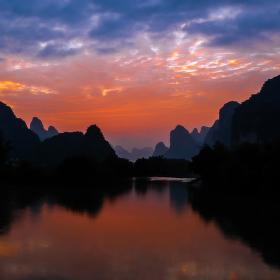 Yangshuo..