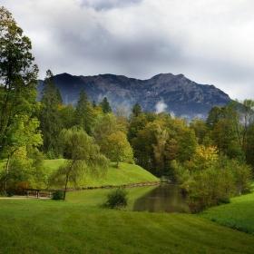 Zahrada  Linderhof