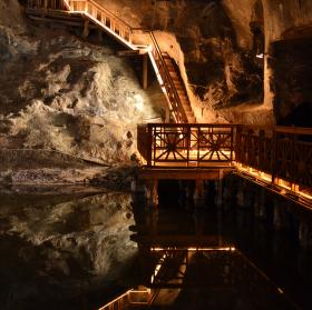 Solný důl Wieliczka