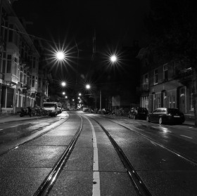 Amsterdamské ulice