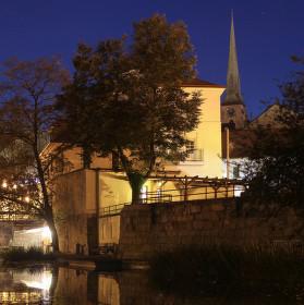 nočná Plzeň